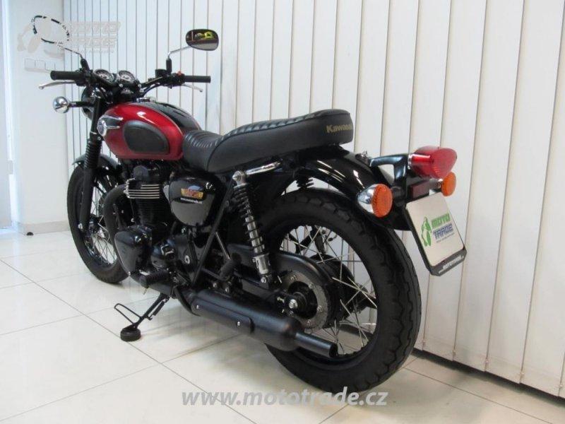 Kawasaki W 800 bazar