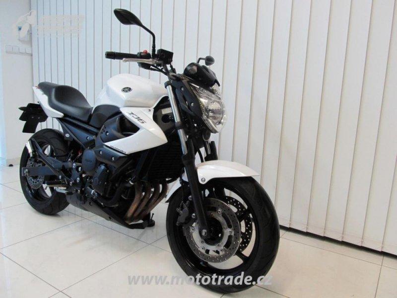 Yamaha XJ6 bazar