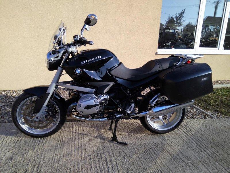 BMW R 1200 R bazar