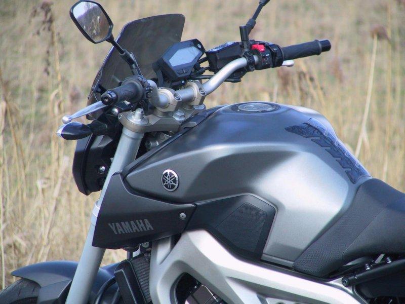 Yamaha MT-09 bazar