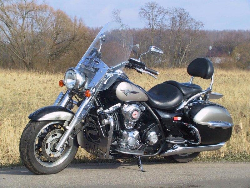 Kawasaki VN 1700 Classic bazar