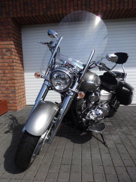 Yamaha XVS 1300 A Midnight Star bazar