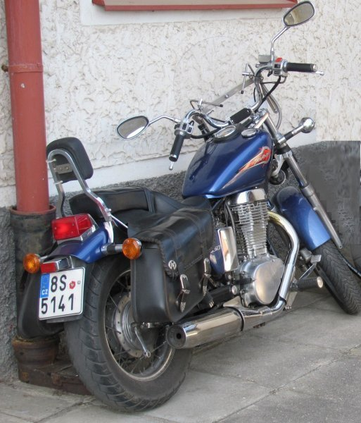 Suzuki LS 650 Savage bazar