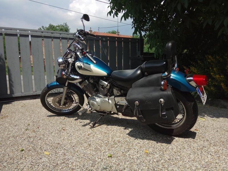 Yamaha XV 125 Virago bazar