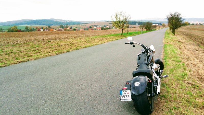 Harley-Davidson FXCW Softail Rocker bazar
