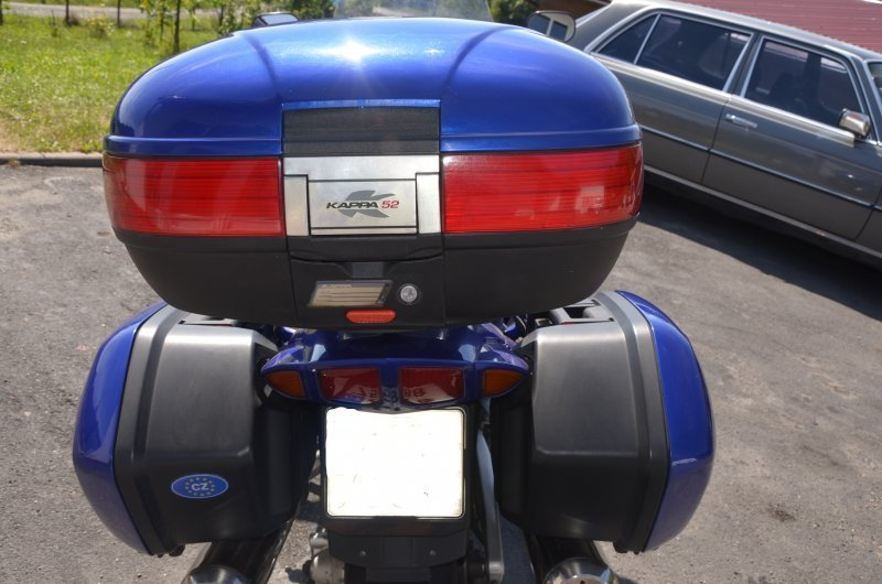 Yamaha FJR 1300 bazar