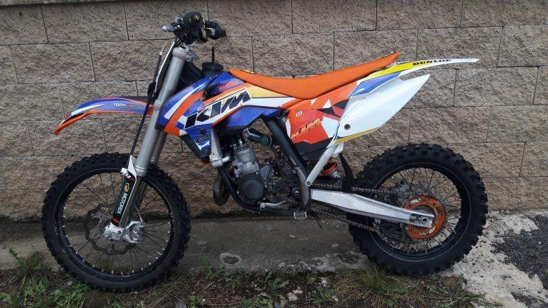 KTM 85 SX bazar