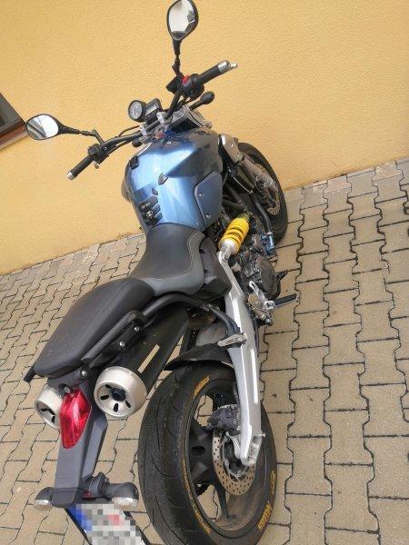 Yamaha MT-03 bazar