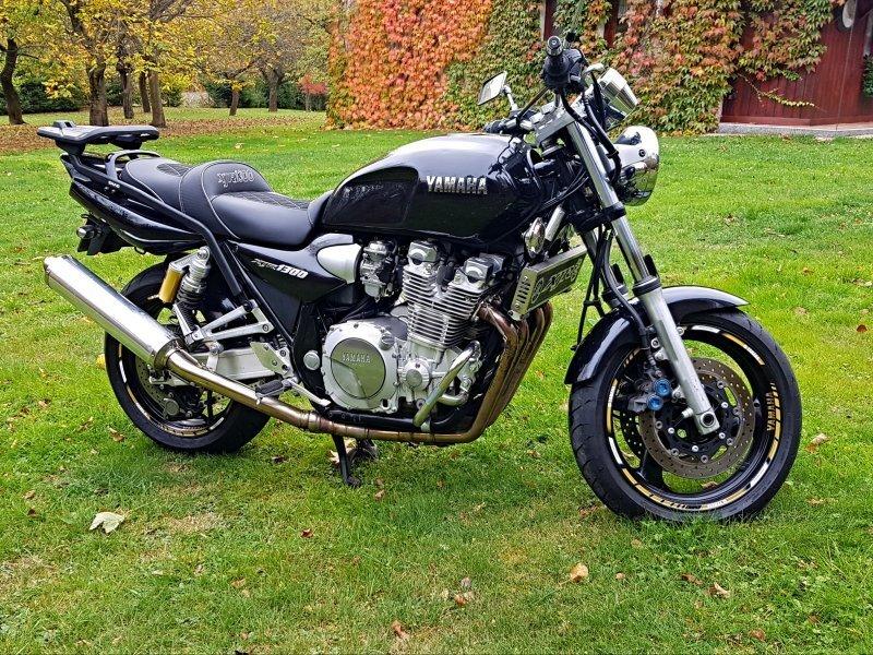 Yamaha XJR 1300 bazar
