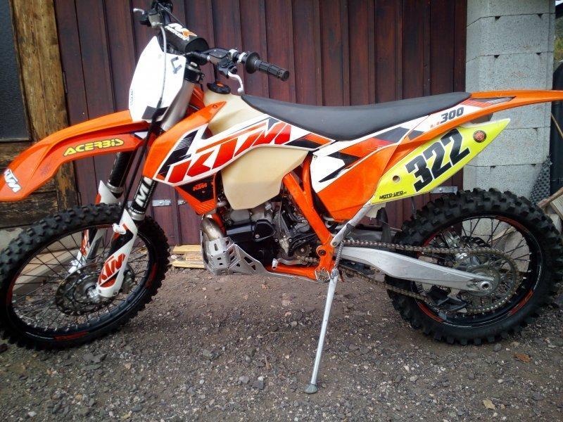 KTM 300 XC bazar