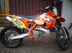 KTM 300 XC