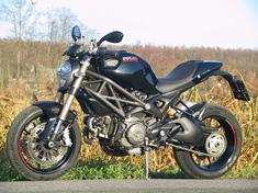 Ducati Monster 1100 Evo