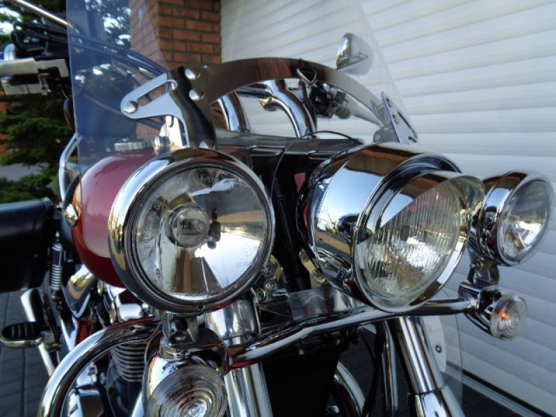 Triumph Thunderbird 1600 bazar