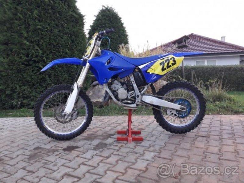 Yamaha YZ 125 bazar