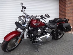 Harley Davidson FLSFT Fat Boy