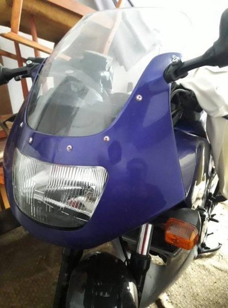 Kawasaki GPZ 500 S bazar