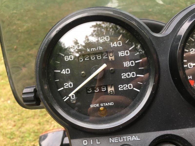 Honda CB 500 bazar