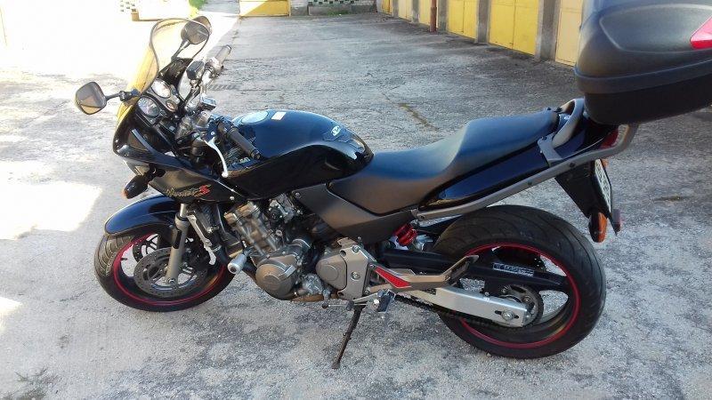 Honda CB 600 S Hornet bazar