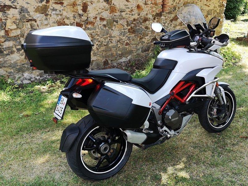 Ducati Multistrada 1200 S bazar