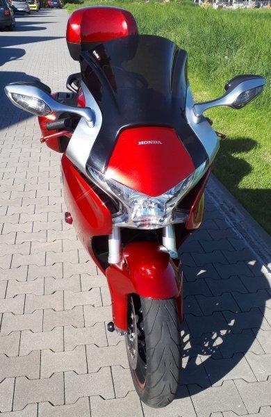 Honda VFR 1200 F bazar