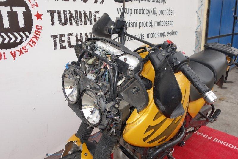 Triumph Tiger 900 bazar