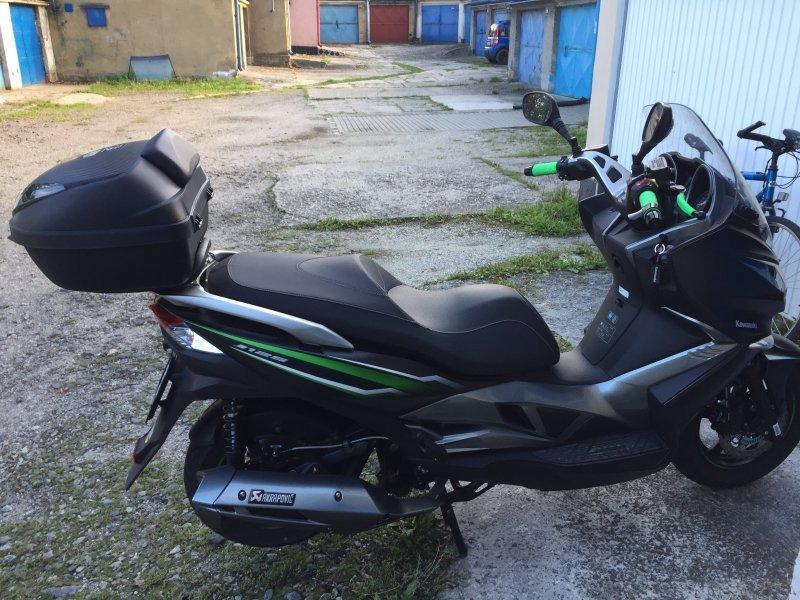 Kawasaki J 125 bazar