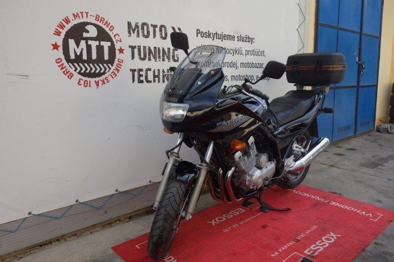 Yamaha XJ 900 bazar