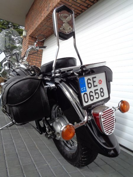 Yamaha XVS 650 A DragStar Classic bazar