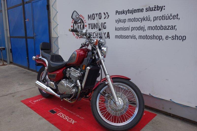 Kawasaki EN 500 Vulcan bazar