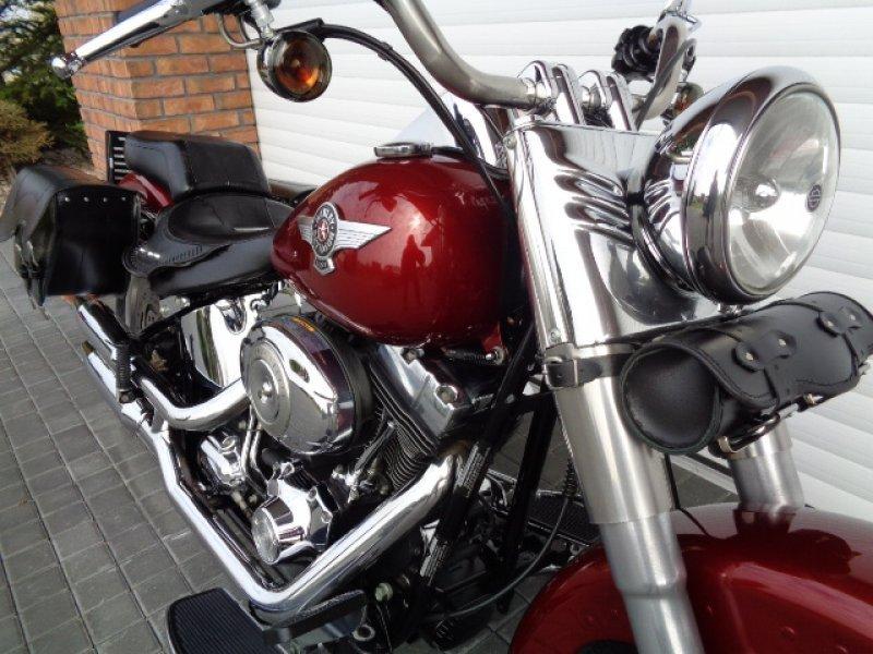 Harley-Davidson FLSTF Fat Boy bazar
