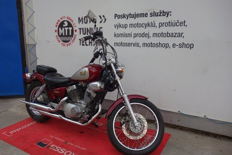 Yamaha XV 250 Virago bazar