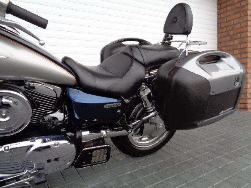 Kawasaki Vulcan 1600 Classic bazar