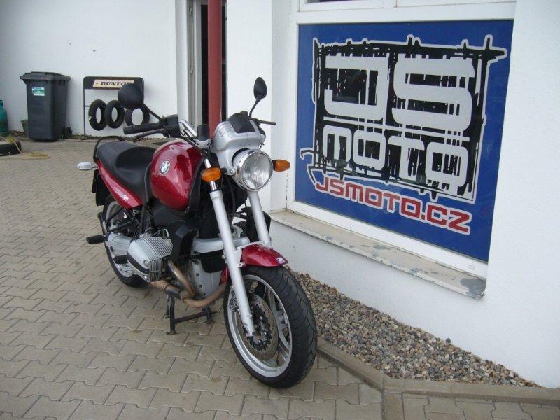 BMW R 850 R bazar