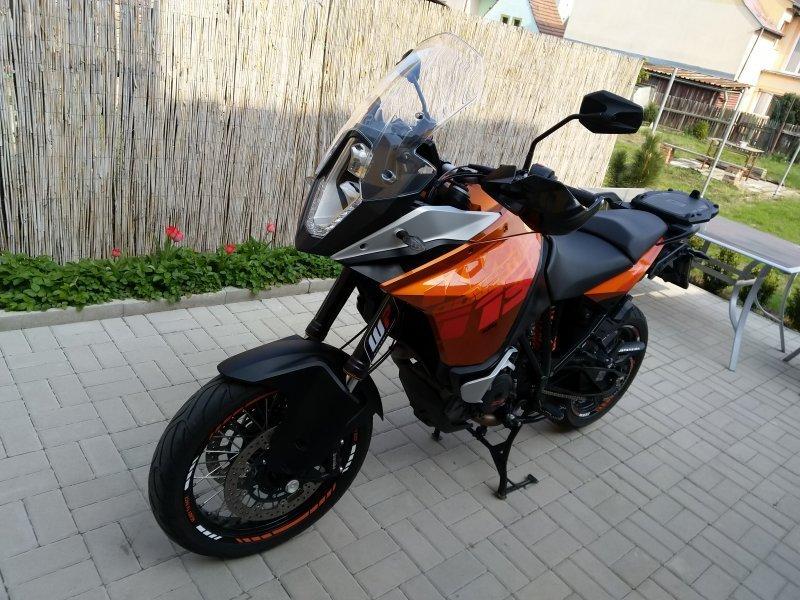 KTM 1190 Adventure bazar