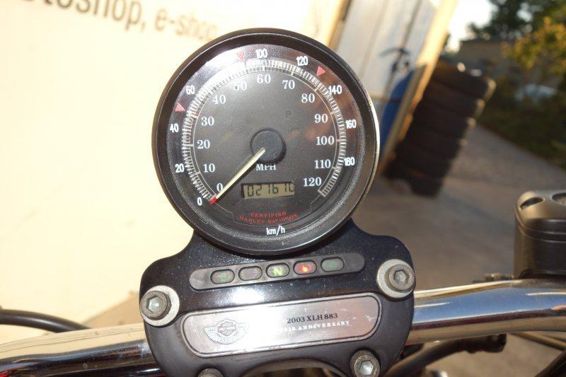Harley-Davidson XL 883 Sportster bazar