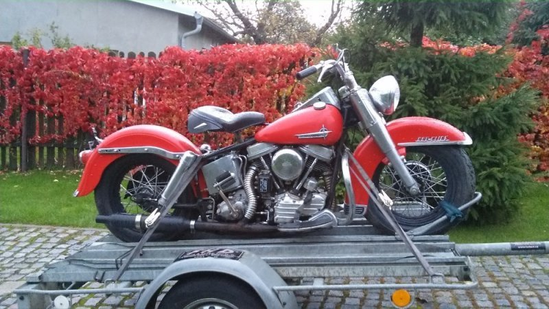 Harley-Davidson FL 1200 Electra Glide bazar