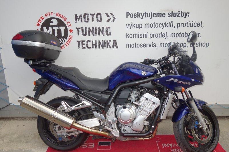 Yamaha FZ 1 S Fazer bazar