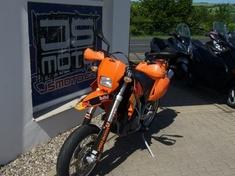 KTM 640 LC4 SM Supermoto