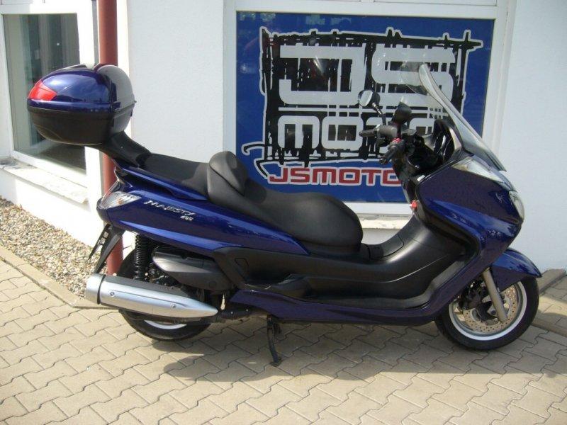 Yamaha Majesty 400 bazar