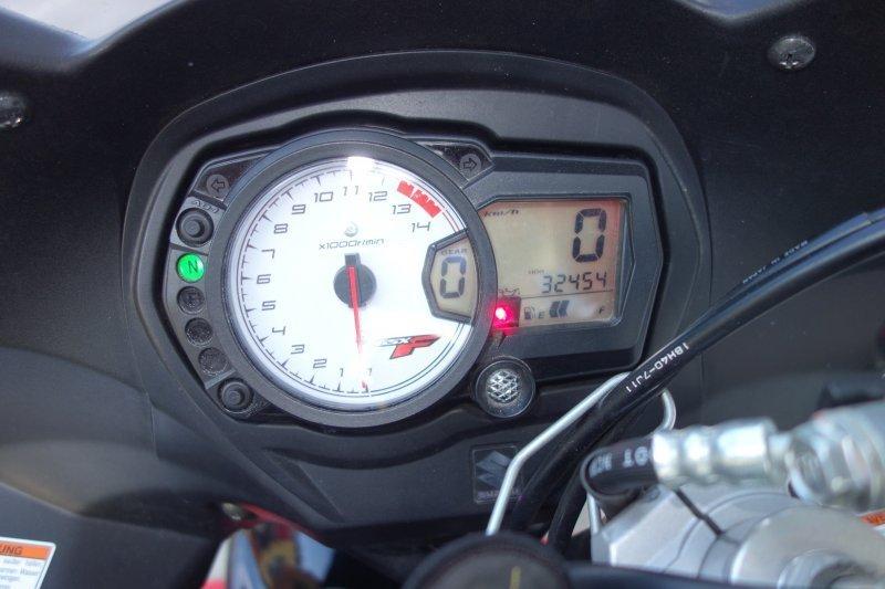 Suzuki GSX 650 F bazar