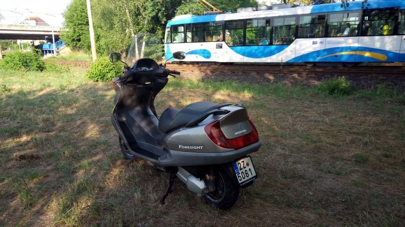 Honda FES 250 Foresight bazar