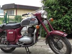 Jawa 125-355 Kyvačka