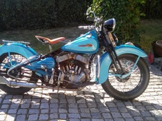 Harley Davidson Bad Boy 1340
