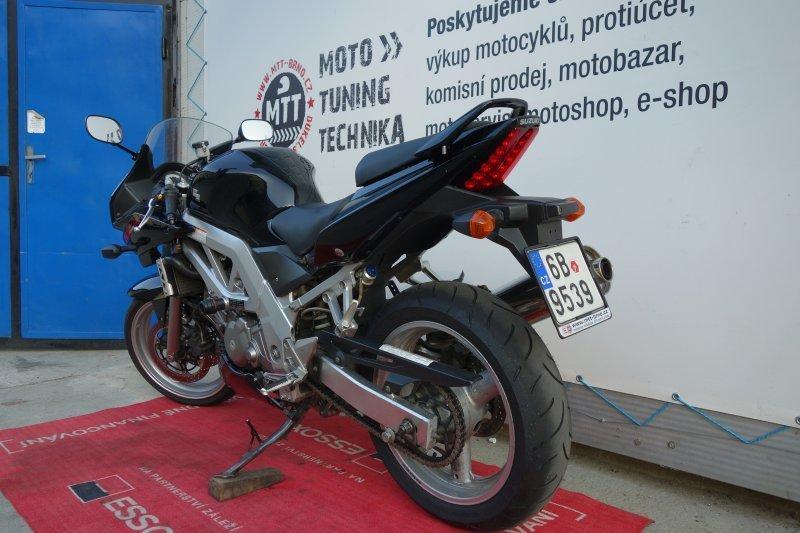Suzuki SV 650 S bazar