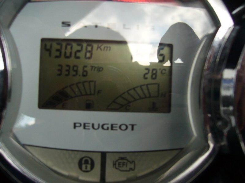 Peugeot Satelis 250 bazar