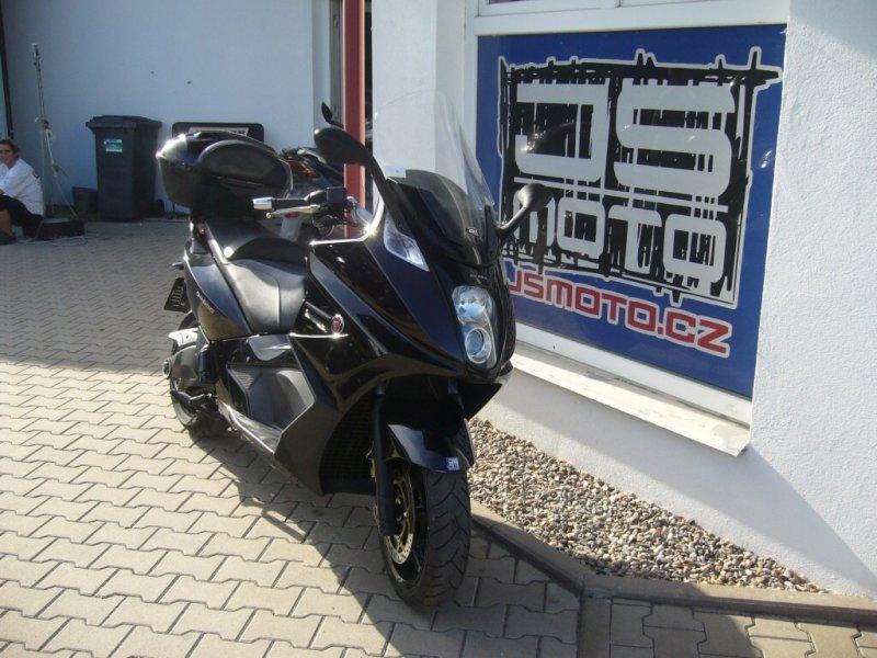 Gilera GP 800 bazar