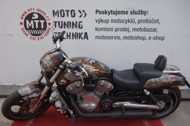 Harley-Davidson VRSCF V-Rod Muscle bazar