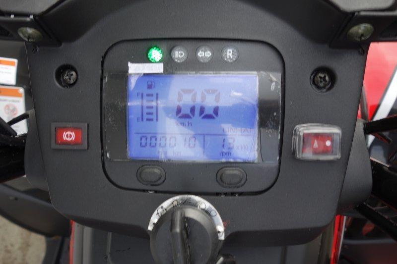 Linhai ATV 200 bazar