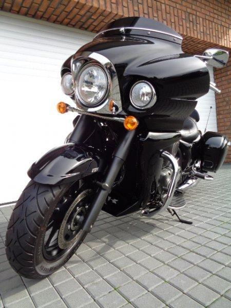 Kawasaki VN 1700 Voyager bazar