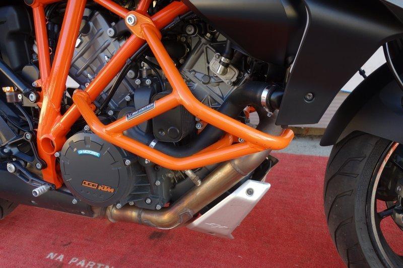 KTM 1290 Super Duke GT bazar